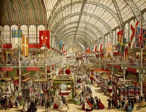 The great exhibition of London illustration