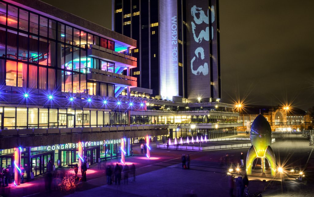 33C3 Hamburg conference venue