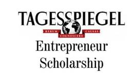 Tagesspiegel Entrepreneur Scholarship