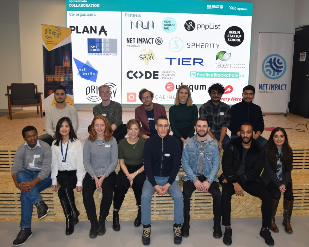 yale collabathon hackathon berlin volunteer team